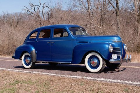 1940 Plymouth Deluxe Touring Sedan for sale
