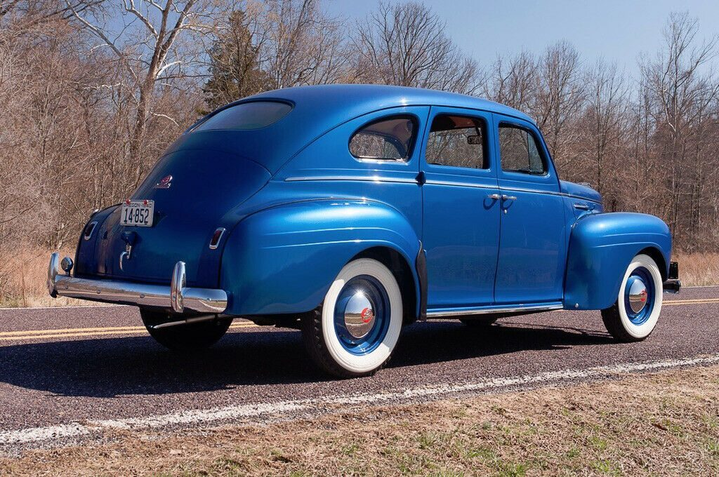1940 Plymouth Deluxe Touring Sedan