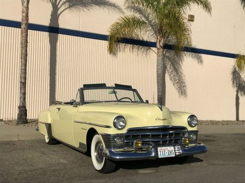 1950 Chrysler New Yorker Convertible for sale