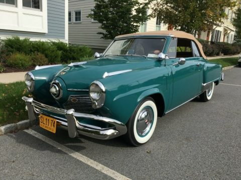 1951 Studebaker Champion Regal Convertible for sale