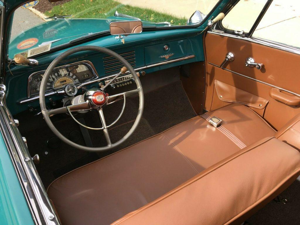 1951 Studebaker Champion Regal Convertible