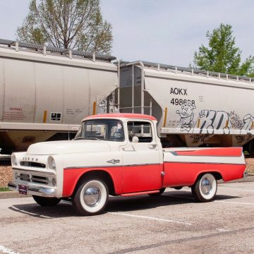 1957 Dodge D100 Sweptside for sale