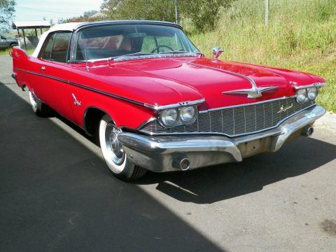 1960 Imperial Crown Convertible for sale