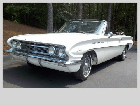 1962 Buick Special Convertible for sale