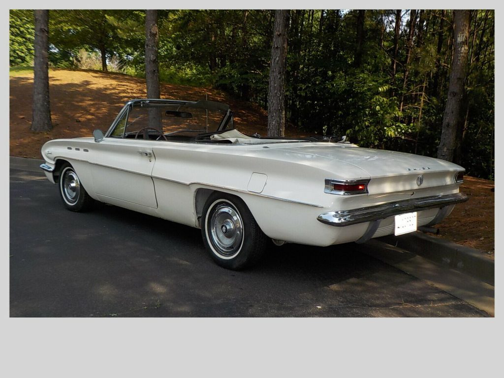 1962 Buick Special Convertible
