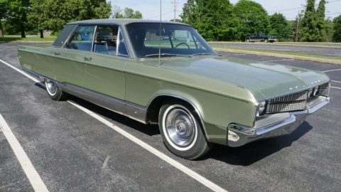 1968 Chrysler New Yorker for sale