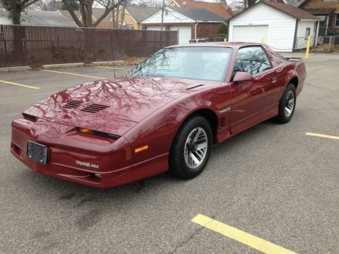 1985 Pontiac Trans Am for sale