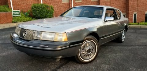 1988 Mercury Cougar LS for sale