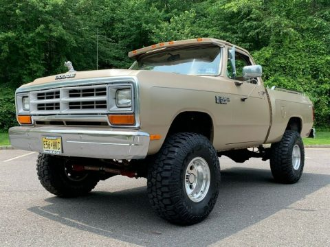 1990 Dodge W150 for sale
