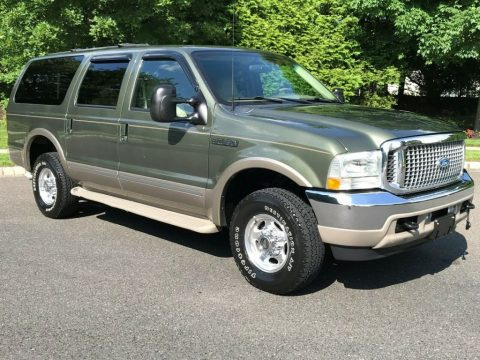 2002 Ford Excursion for sale