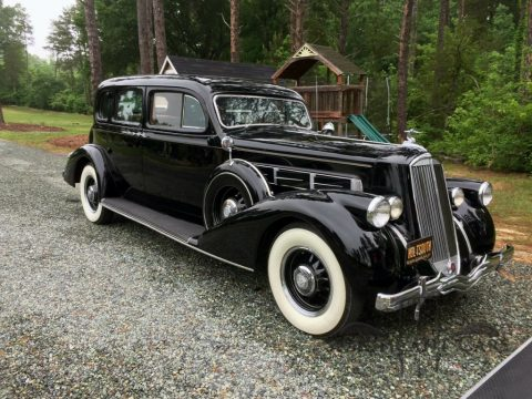1937 Pierce-Arrow 12 for sale