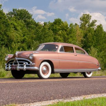 1952 Hudson Wasp Club Coupe for sale