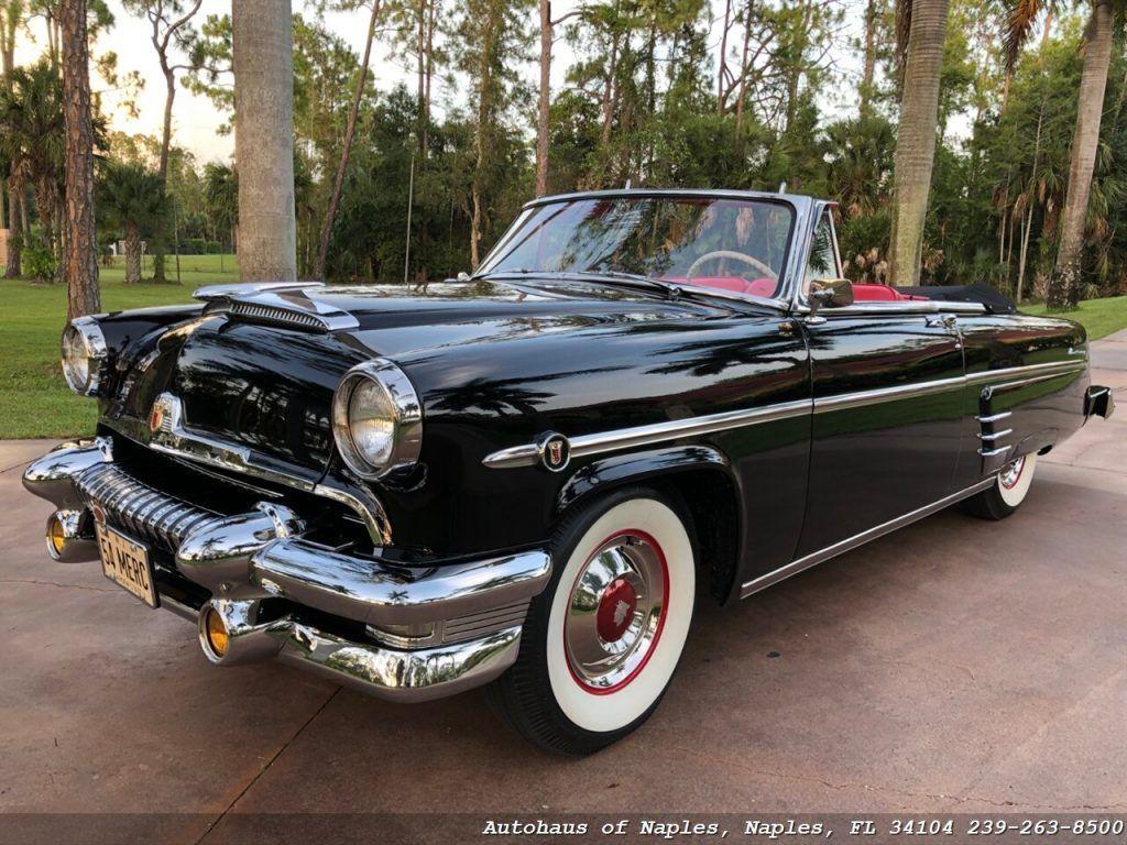 1954 Mercury Monterey Convertible