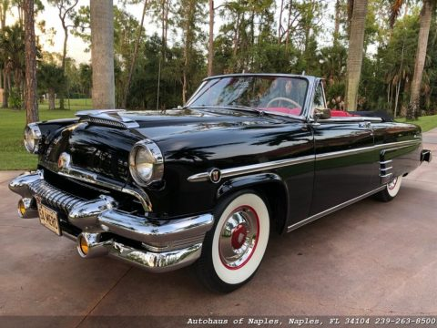 1954 Mercury Monterey Convertible for sale