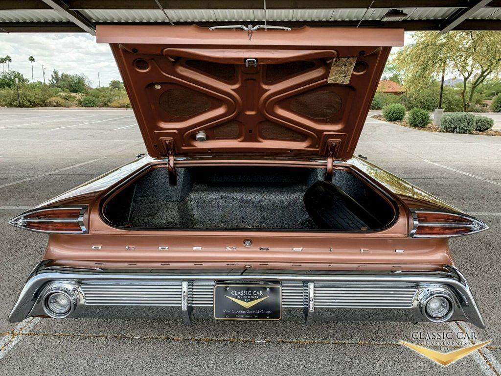 1960 Oldsmobile 98