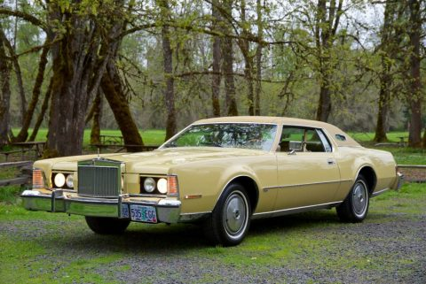 1974 Lincoln Continental for sale