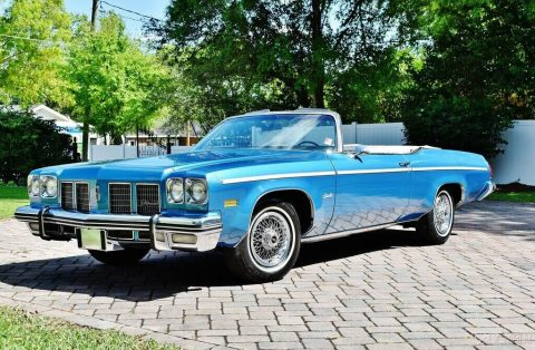 1975 Oldsmobile Delta 88 Convertible for sale
