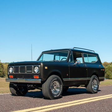 1976 International Harvester Scout II for sale