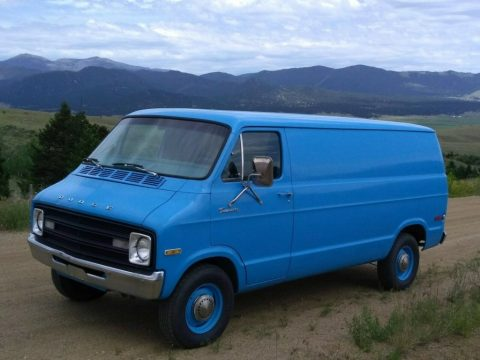 1977 Dodge Tradesman 200 for sale