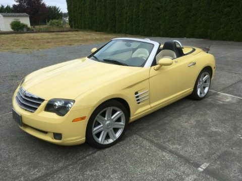 2005 Chrysler Crossfire for sale