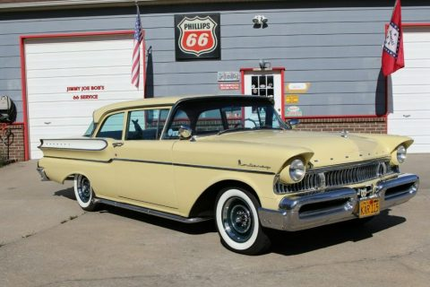 1957 Mercury Monterey for sale