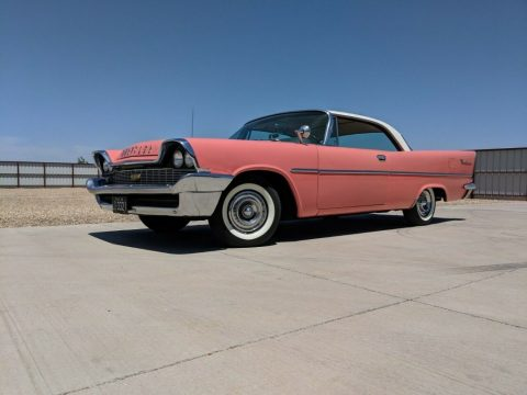 1958 Chrysler Windsor for sale