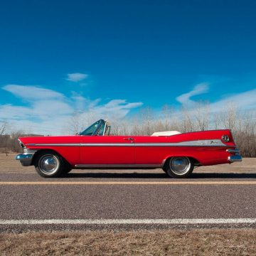 1959 Plymouth Fury Convertible for sale