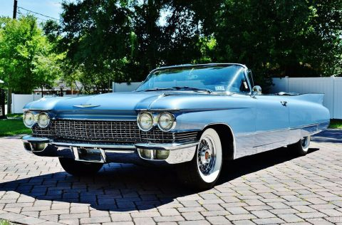 1960 Cadillac Series 62 Convertible for sale