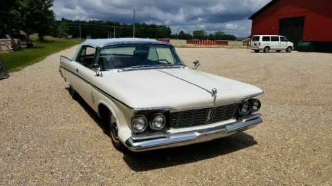 1963 Imperial Crown Convertible for sale