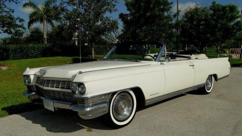 1964 Cadillac Eldorado Biarritz Convertible for sale