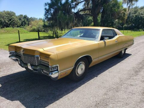 1972 Mercury Grand Marquis for sale