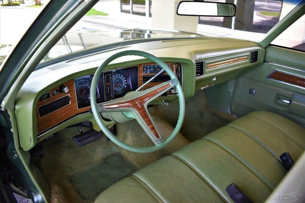 1974 Pontiac Catalina