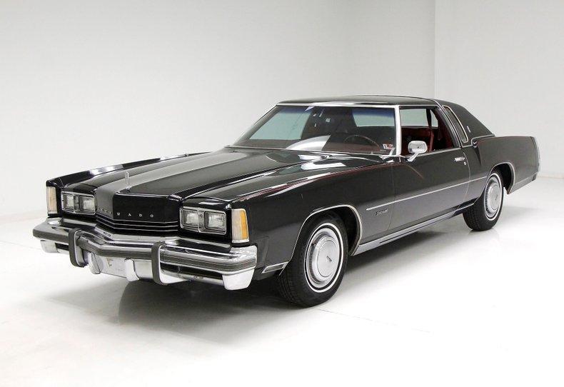 1975 Oldsmobile Toronado