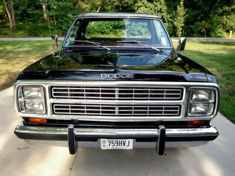 1979 Dodge D100 for sale
