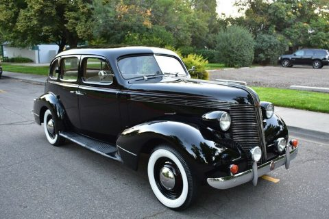 1937 Pontiac Deluxe for sale