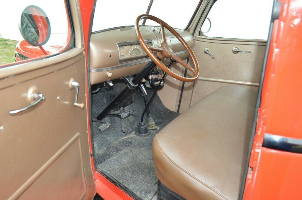 1941 Chevrolet Step Side