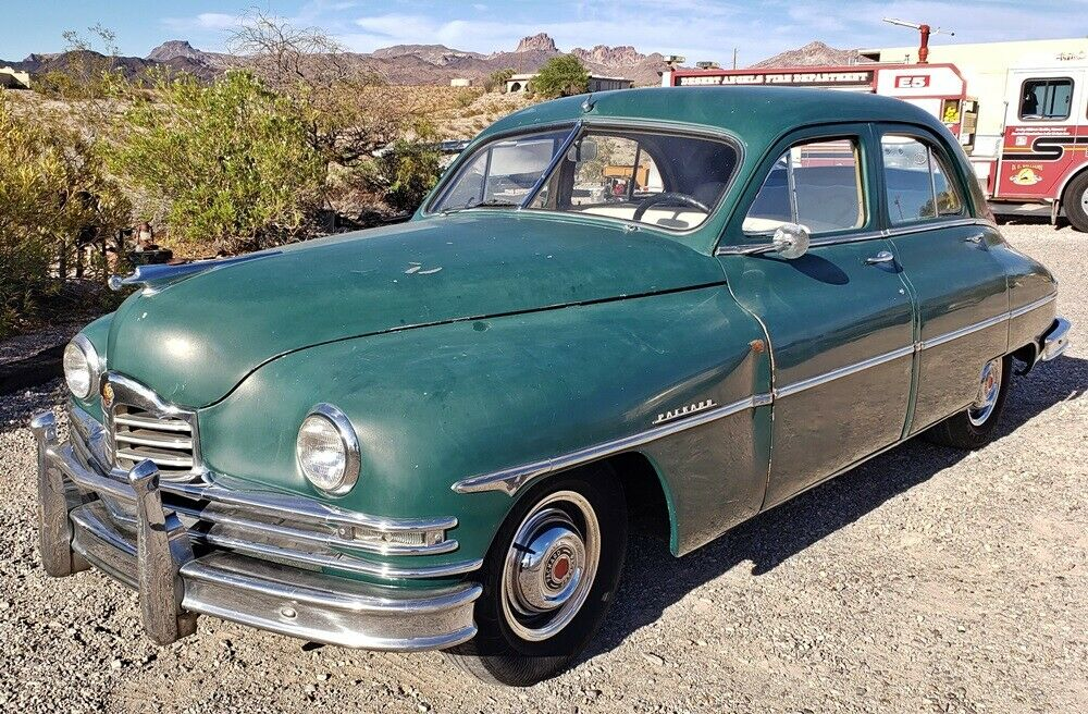 1950 Packard Deluxe Eight