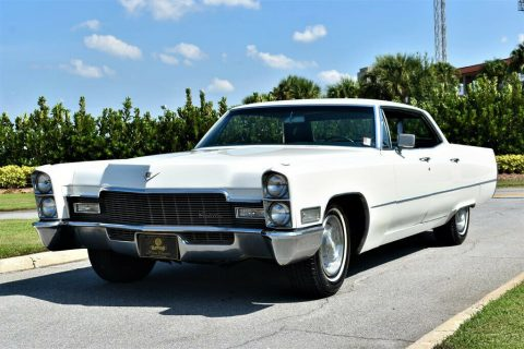 1968 Cadillac Calais for sale
