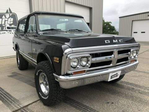 1971 GMC Jimmy for sale