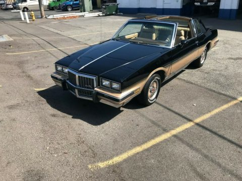 1985 Pontiac Grand Prix for sale