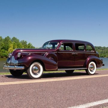1939 Buick Limited for sale