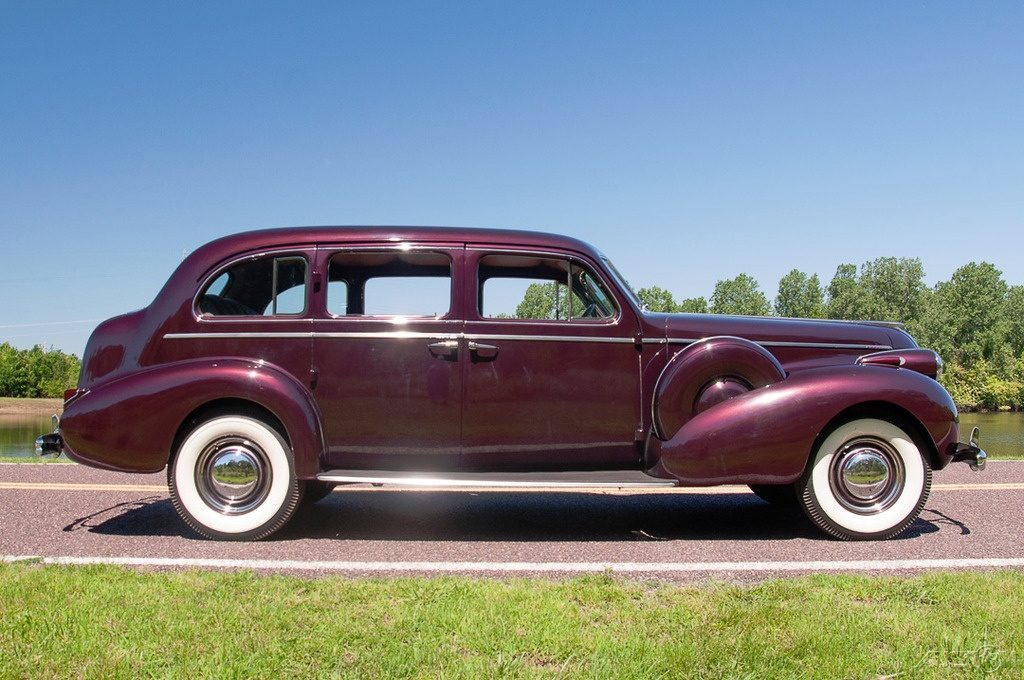1939 Buick Limited