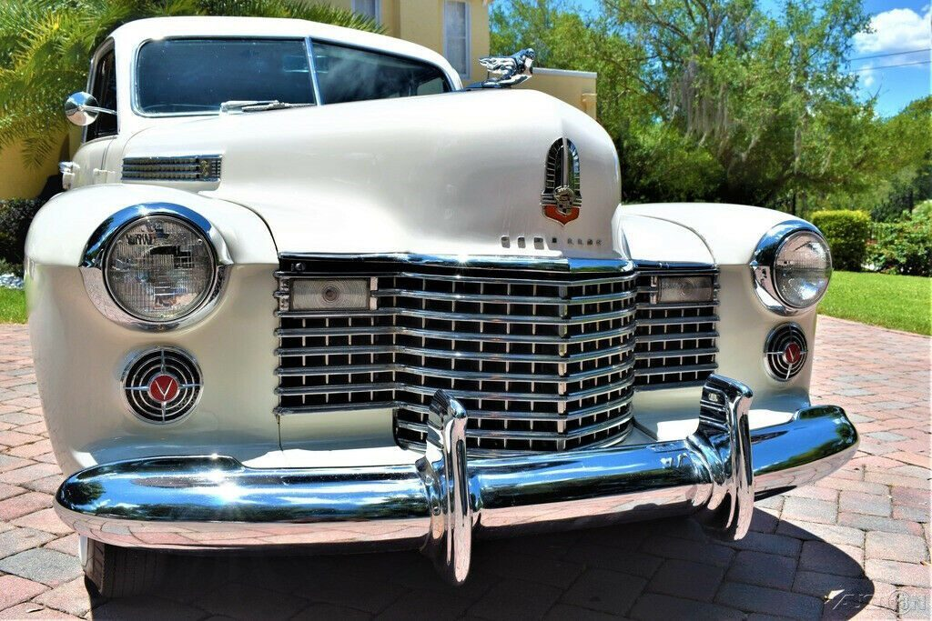 1941 Cadillac Fleetwood Series 60