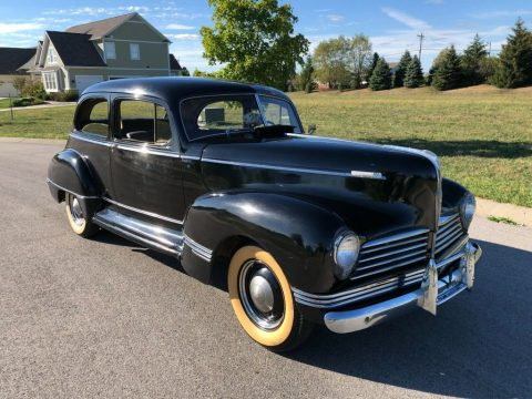 1942 Hudson Super Six for sale