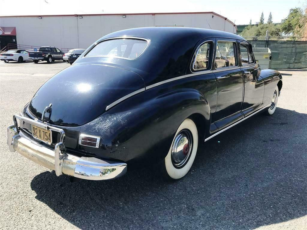 1947 Packard Clipper Limousine