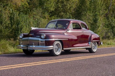 1948 DeSoto Deluxe Club Coupe for sale