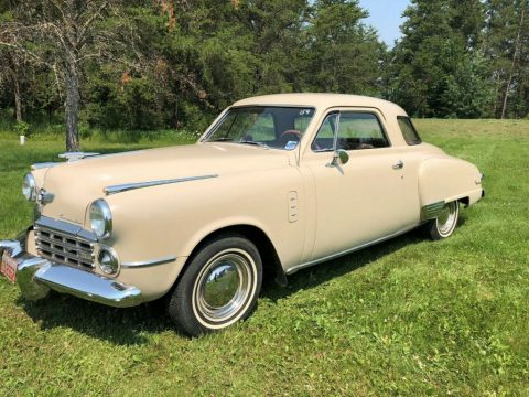 1948 Studebaker Commander for sale