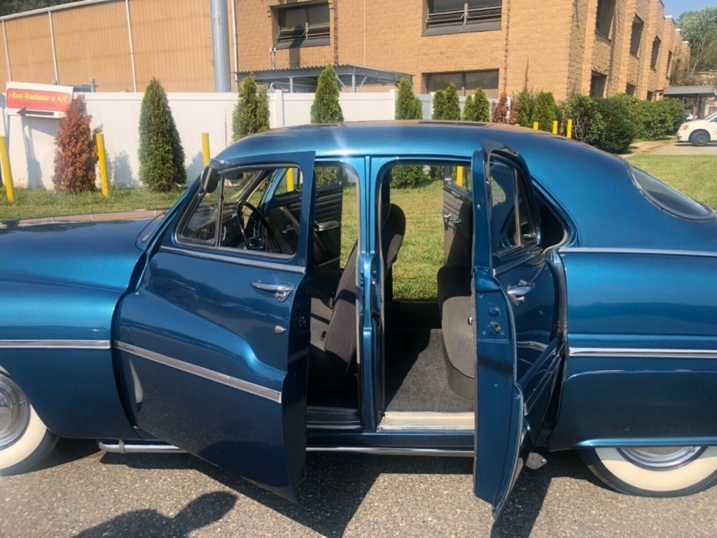 1950 Mercury Sedan