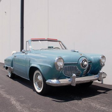 1951 Studebaker Champion Convertible for sale