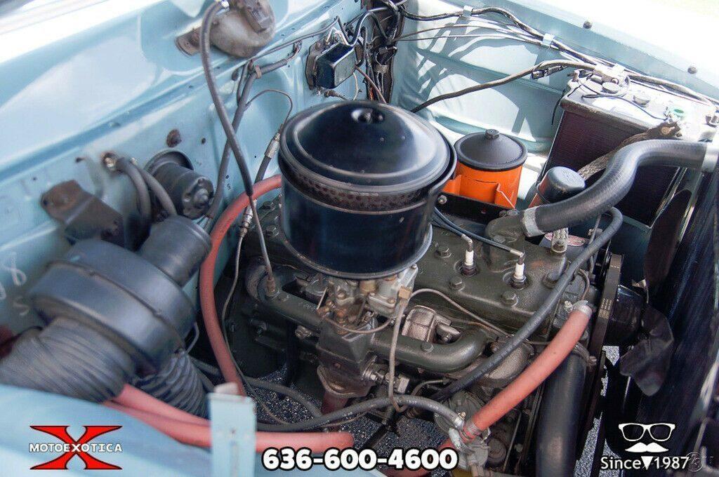 1951 Studebaker Champion Convertible